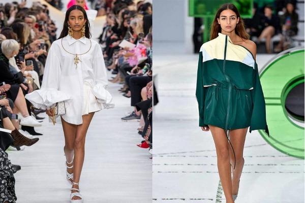 Топ-10 платьев с модных показов на весну-лето 2020, которые так и хочется надеть