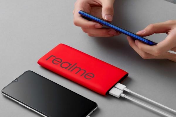 Power bank realme – практичный портативный аккумулятор