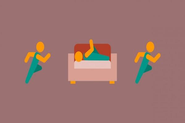 Что происходит с телом, когда вы перестаёте тренироваться