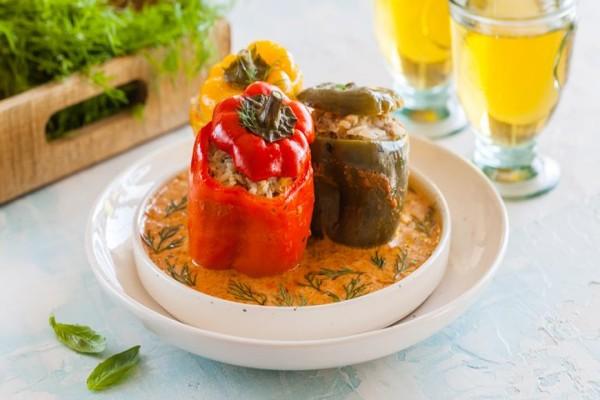 Фаршированные перцы: классический рецепт