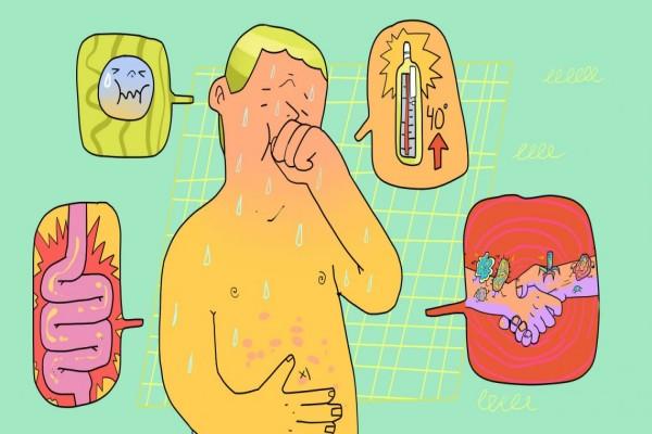 Как не заразиться брюшным тифом и что делать, если это произошло