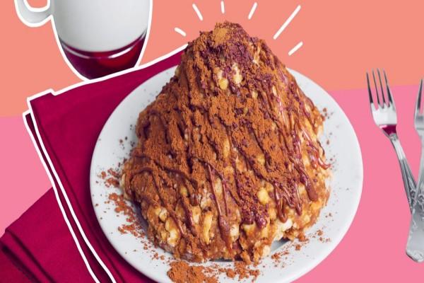 Рецепт вкусного, красивого и несложного торта на праздник