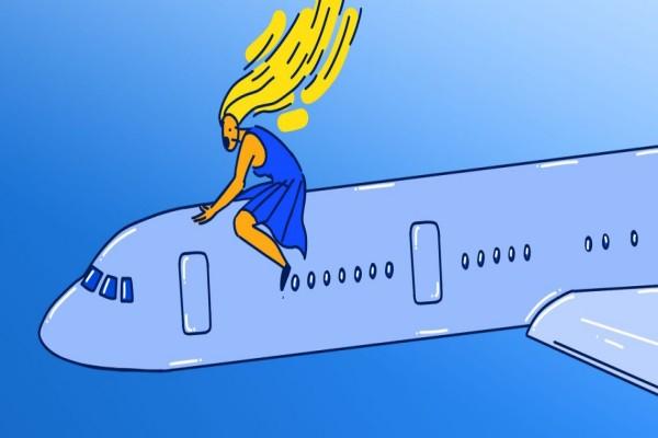 18 вещей, которые никогда не стоит делать в самолёте