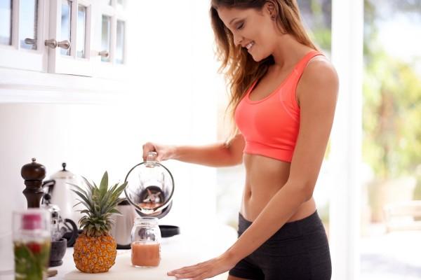 Правильное питание: что можно есть после тренировки