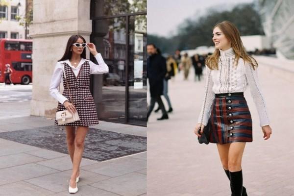 13 модных нарядов на учебу, вдохновленные последними модными тенденциями