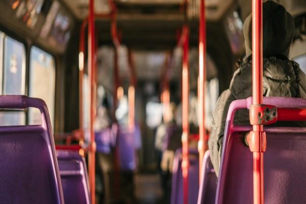 Как безопасно ездить в общественном транспорте