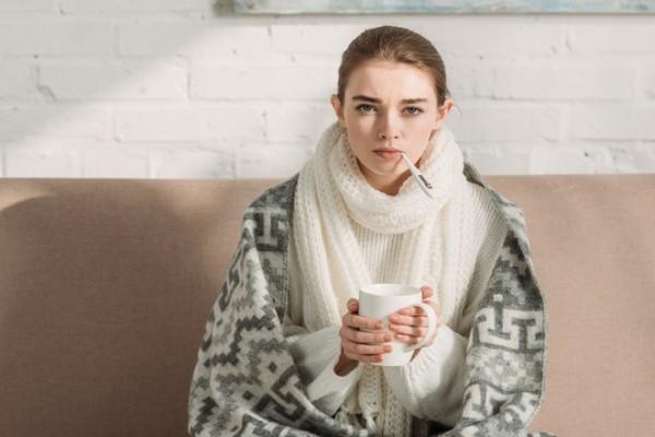 Не коронавирусом единым: как защититься от простуды