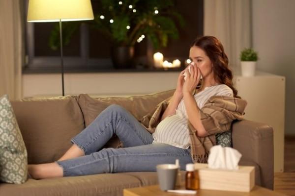 Грипп при беременности: опасности и защита от инфекции