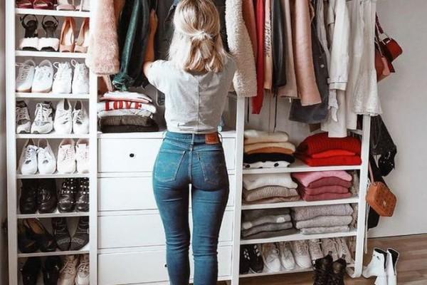 Как навести порядок в шкафу: 7 практичных советов