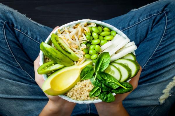 Что произойдет, если день питаться зелеными продуктами