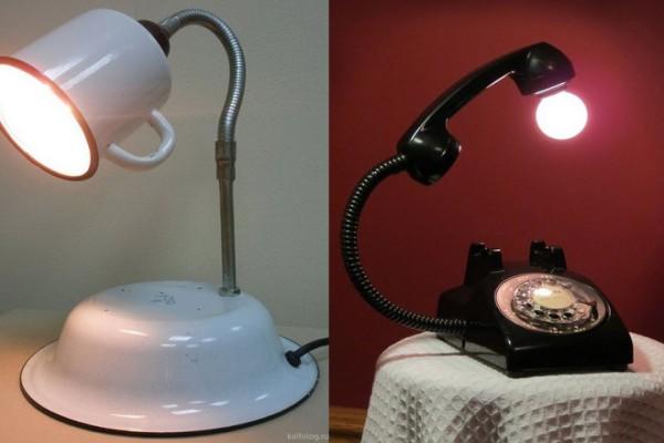 Безумные светильники: самые необычные идеи для интерьера