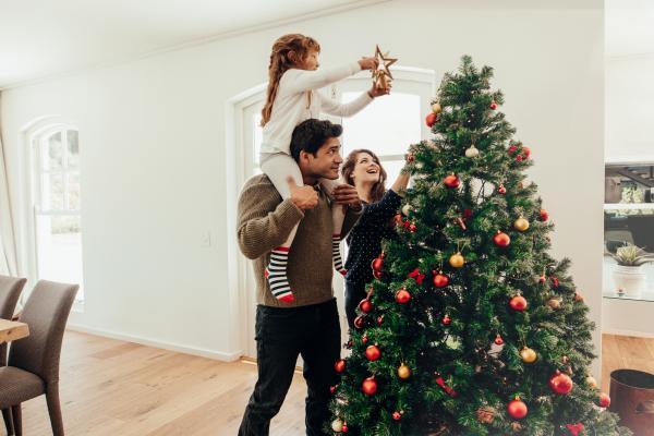 Что повесить на елку в год Быка, чтобы привлечь удачу