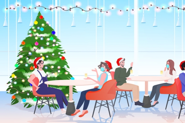 Гуляли всю ночь до утра: Кабмин продлил работу ресторанов в новогоднюю ночь