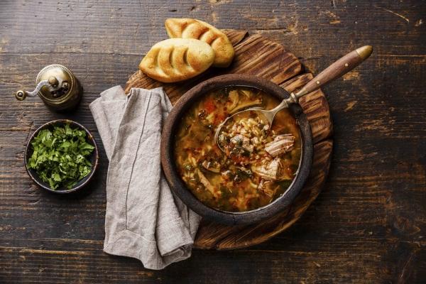 Горячо: сытные блюда, чтобы согреться в любую погоду
