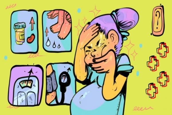 Что такое преэклампсия и чем она опасна