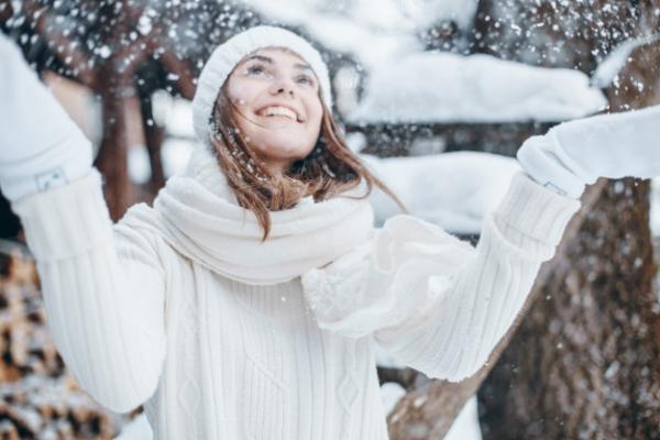 Зимняя одежда, из-за которой шелушится кожа на ногах