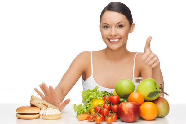 Принципы здорового питания