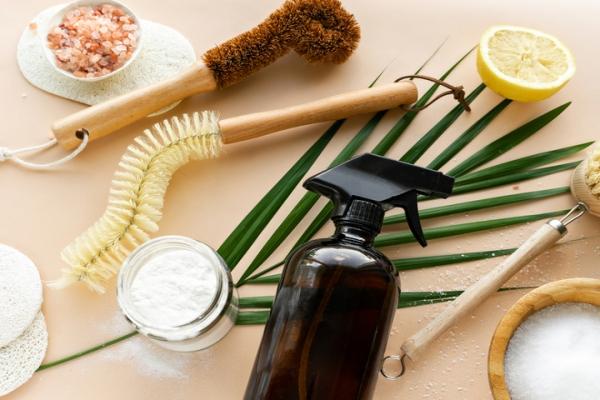 Экологичные средства для уборки: 4 продукта, которые тебе понравятся