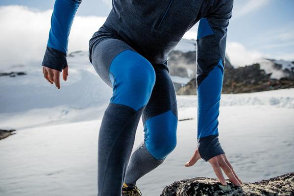 Как выбрать мужское термобелье для спорта и бега
