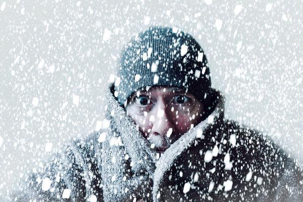 Как стильно одеться зимой и не замёрзнуть