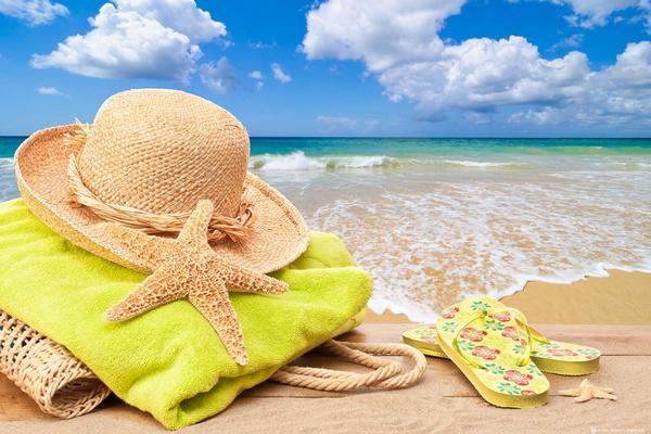 Важные советы для отдыха на пляже