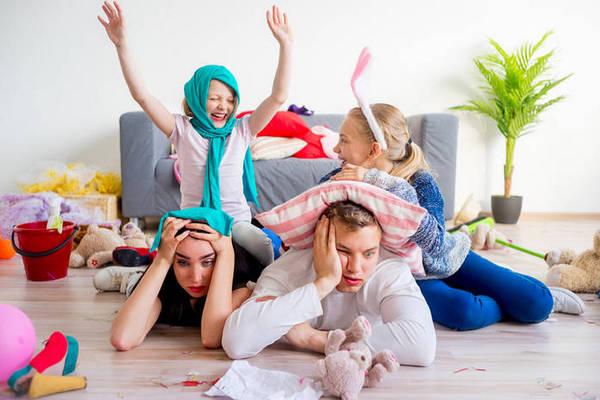 Как найти время на себя, если ребенок постоянно дома