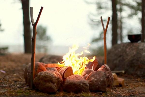 6 причин, по которым ты не можешь разжечь костер