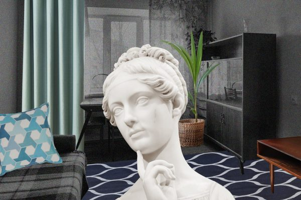 Как обустроить съёмную квартиру, если хозяева против ремонта