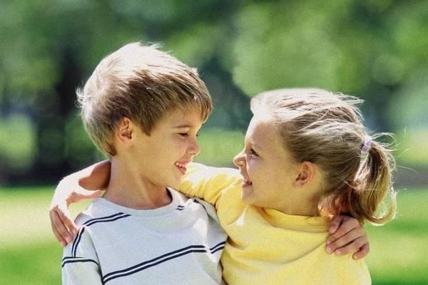 О детской дружбе и ее необходимости.