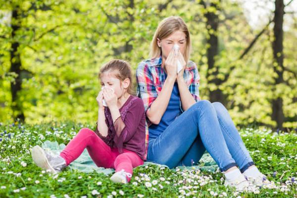 Как спастись от весенней аллергии?