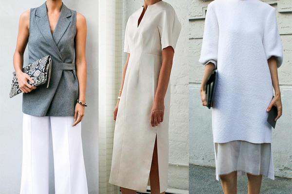 Минимализм в одежде: эффектный образ без лишних деталей