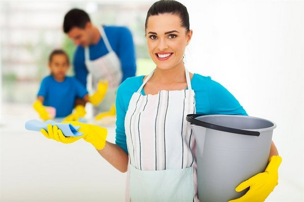 9 правил поддержания чистоты в доме