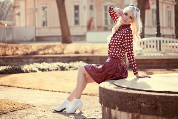 Женские блузки: как и с чем их носить