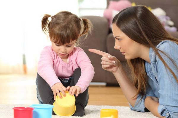Что делать, если ребенок не реагирует на наказания