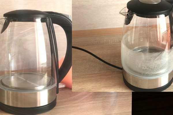 Как убрать накипь с чайника: проверенные способы
