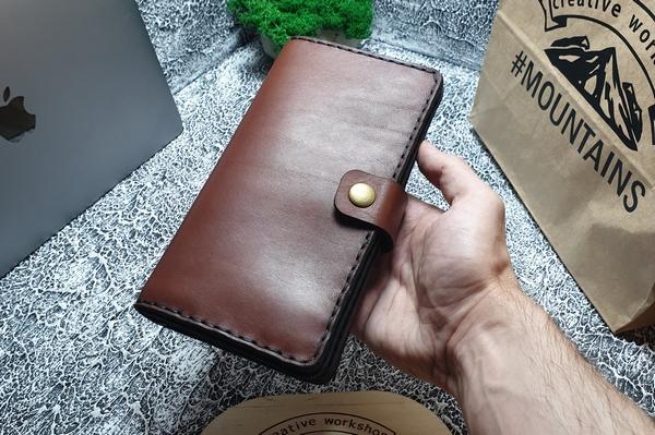 Почему стоит купить кожаный кошелек