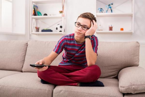 Как бороться с подростковой ленью