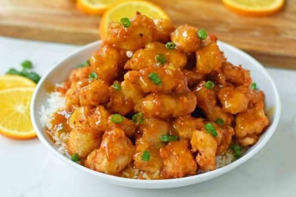 Курица в кисло-сладком соусе как из ресторана: рецепт пошагово