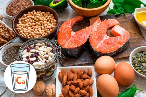 10 неожиданных продуктов, содержащих много кальция