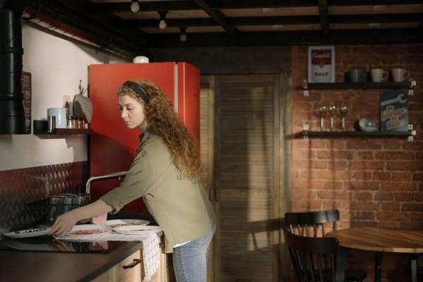 Как быстро привести идеальный порядок на кухне