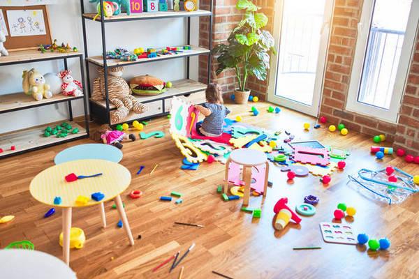Как правильно чередовать игрушки ребенка