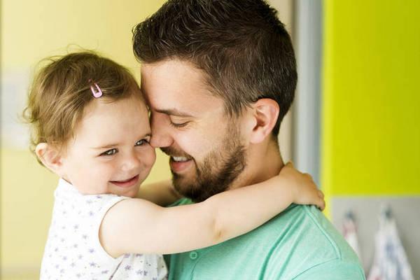 Отцовский инстинкт или откуда берутся хорошие папы