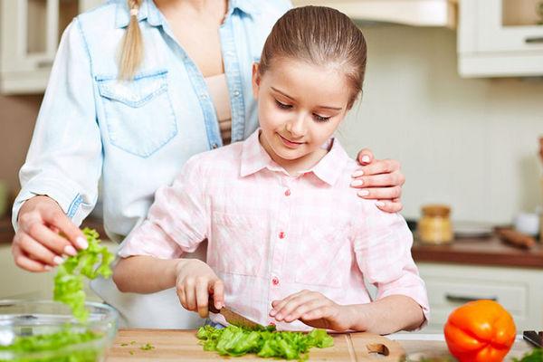 Как вызвать у ребенка интерес к приготовлению пищи: полезные советы