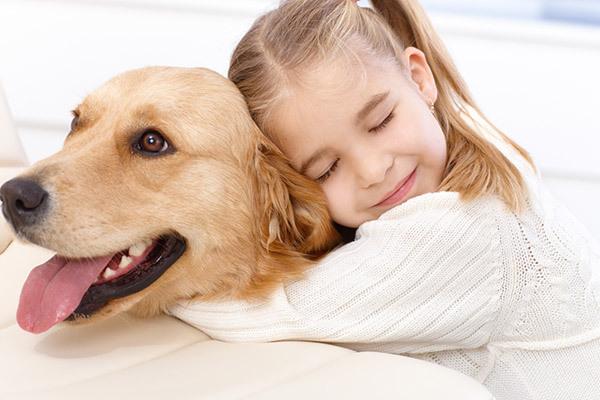 ТОП-4 причины купить ребенку домашнее животное