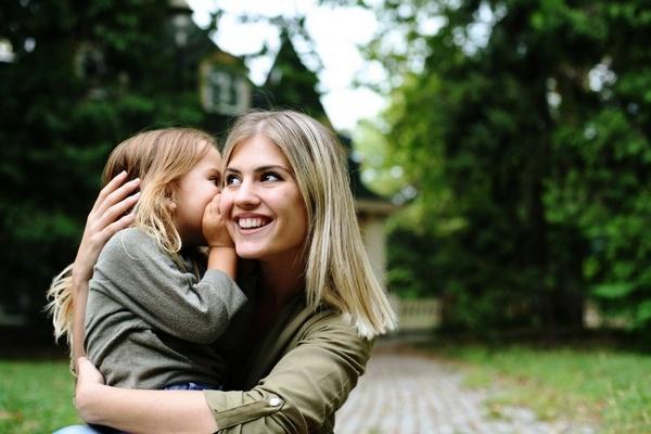 8 способов показывать ребенку свою любовь каждый день