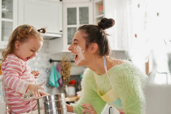 Как сохранять порядок, если в доме дети