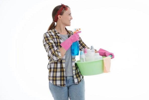 Средства для чистки должны быть в каждом доме для уборки