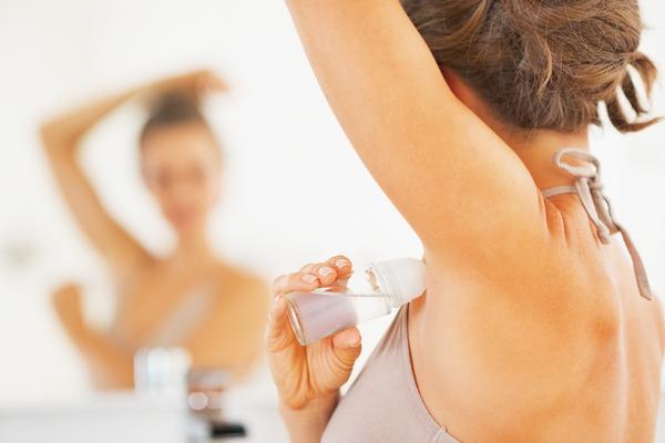 Почему дезодоранты вредны для здоровья