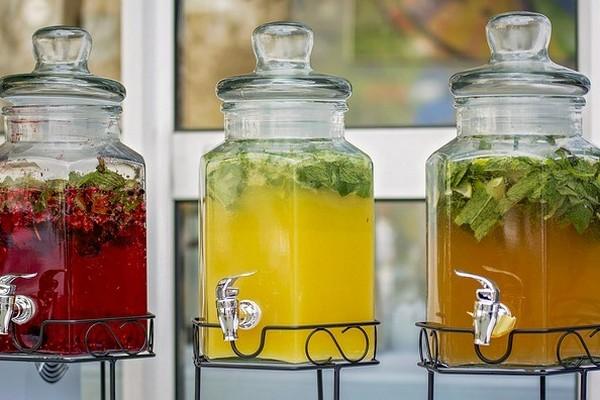 5 напитков для очистки печени