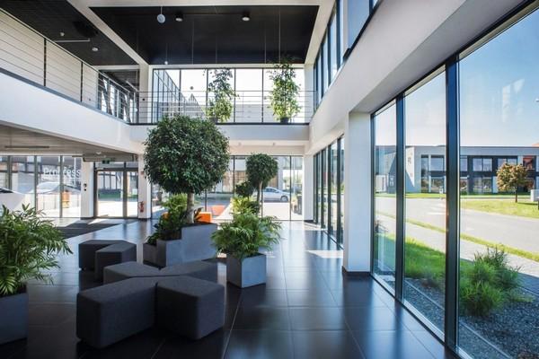 Роль стекла в городском пространстве